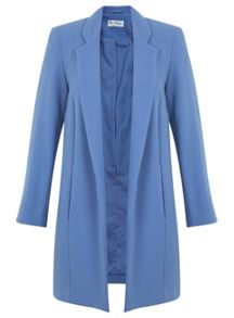 Blue Duster Coat