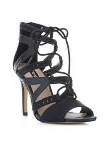 Shelby Ghillie Tie Sandal