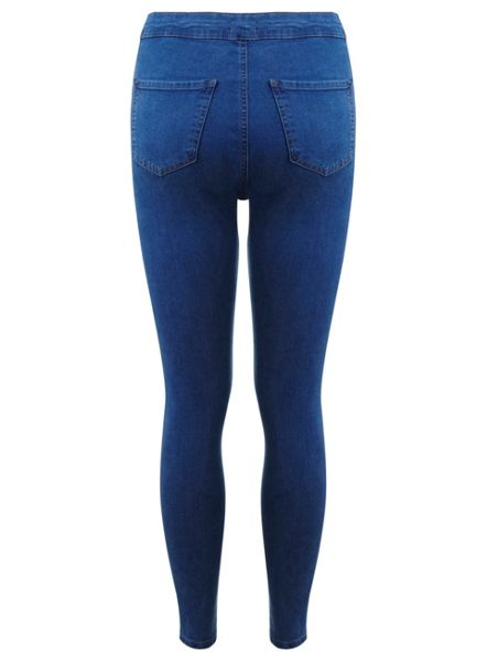 Miss Selfridge Steffi Prety Blue Jean Regular