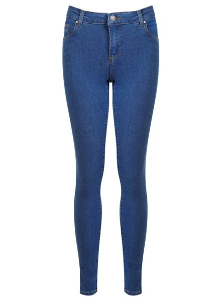 Miss Selfridge Sofia Pretty Blue Jean
