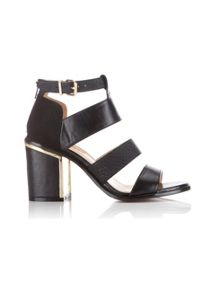 Miss Selfridge STUDIO 3 Part Sandals