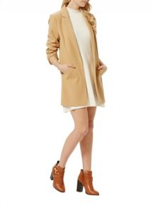 Miss Selfridge Camel Duster Coat