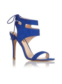 Miss Selfridge CASSIDY Lace Back Sandal
