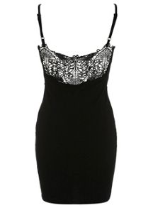 Petites Lace Bodycon Dress