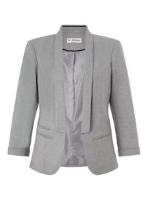 Miss Selfridge Pocket Detail Ponte Jacket