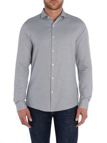 Michael Kors Ace Slim Fit Check Shirt