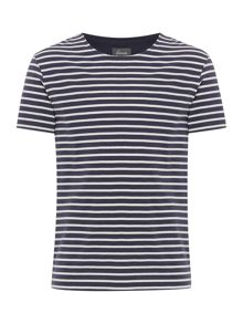 Strettion Stripe T-Shirt