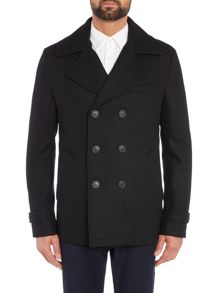 Selected Homme Mercer DB Peacoat
