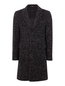 Selected Homme Naples Wool Overcoat
