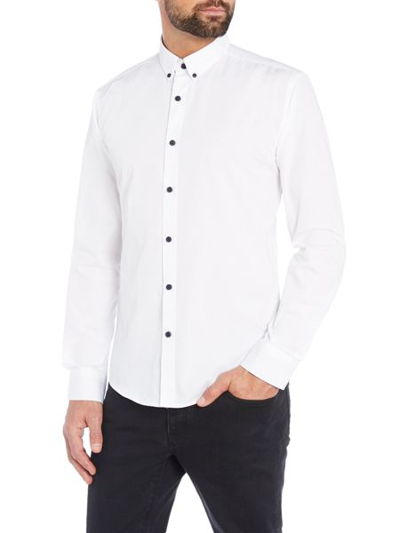 Selected Homme Slim One Mix Luca Shirt
