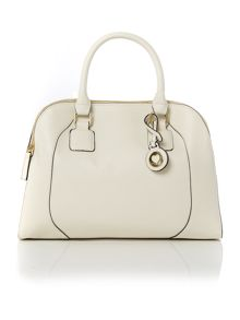 Imogen zip compartment handbag