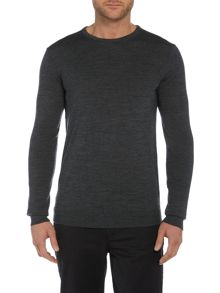 Selected Homme Tower Merino Crew Neck Jumper