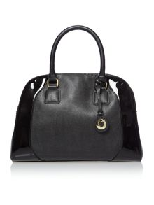 Therapy Imogen zip compartment handbag