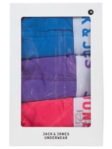 3pack all colour trunks