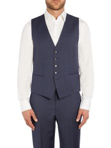 Tommy Hilfiger Solid Waistcoat