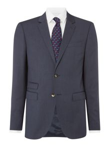 Tommy Hilfiger Single Breasted Solid Suit
