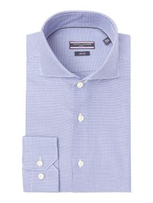 Tommy Hilfiger Mini Dobby Check Shirt