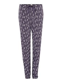 Deco Vines Jersey Trouser