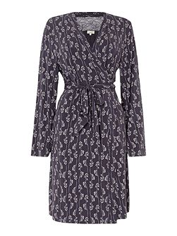 Linea Deco vines jersey robes