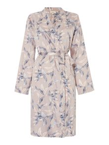 Gentle Breeze Satin Robe