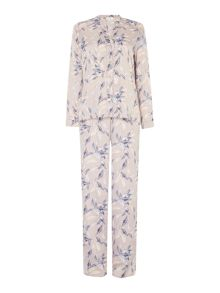Linea Gentle Breeze Satin PJ Set