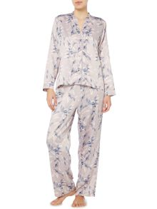 Gentle Breeze Satin PJ Set