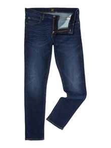 Malone blue notes skinny fit jean