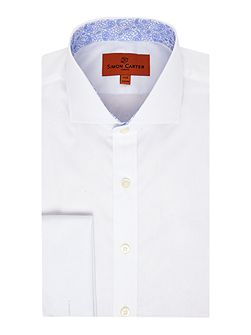 Regular Fit Double Cuff Shirt