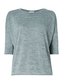 Linea Weekend Mineral Drape Top