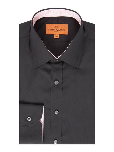 Simon Carter Simon Carter Regular Fit Single Cuff Shirt