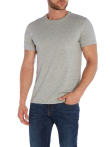 Slim fit crew neck tee twin pack