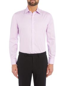 Simon Carter Regular Fit Single Cuff Shirt