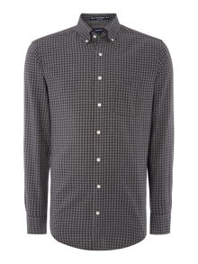 Gant Gingham Heather Twill Shirt