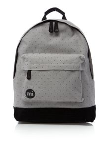 Canvas dot backpack