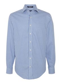 Non Iron Gingham Shirt
