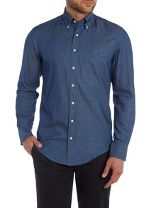 Indigo Long Sleeve Shirt
