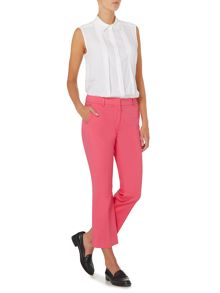 Sportmax Code Cardiff pleated front flare trouser