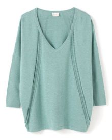 Oversized Stitch Jumper
