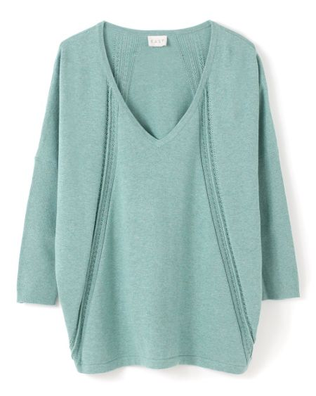 East Oversized Stitch Jumper