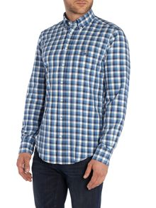 Gingham Twill Shirt