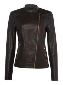 Episode PU Biker Jacket