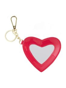 Therapy Loretta heart keyring