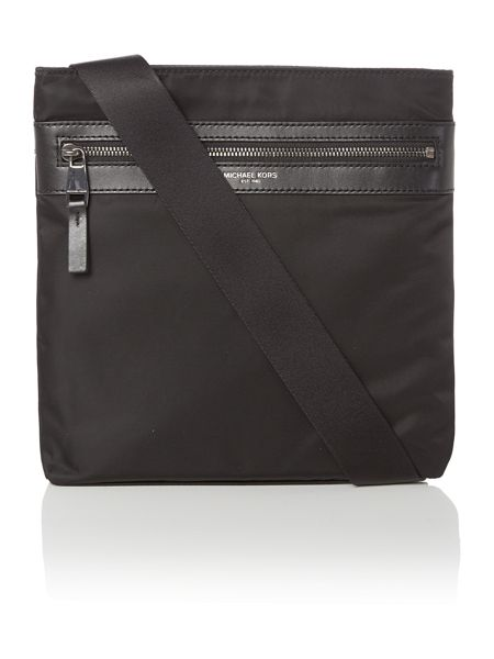 Michael Kors Kent Nylon Cross Body