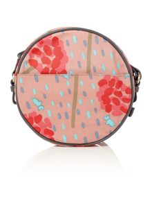 Radley Flower shower multicoloured cross body bag