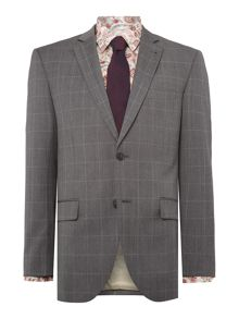 Corsivo Surano SB2 Windowpane Check Nested Suit