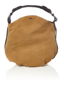 UGG Heritage brown hobo bag