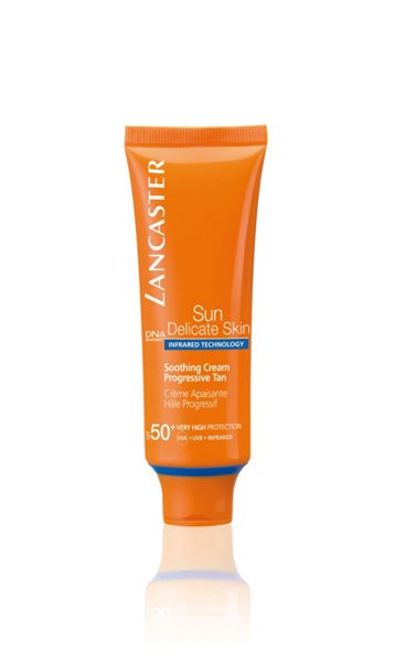 Lancaster Soothing Cream Progressive Tan Face SPF50+ 50ml