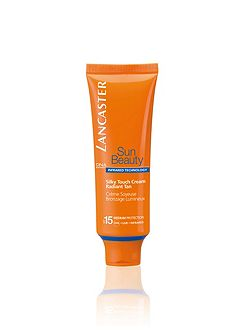 Silky Touch Cream Radiant Tan Face SPF15 50ml