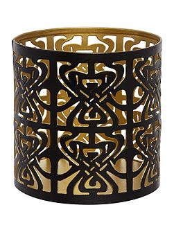 logo votive Black and Gold