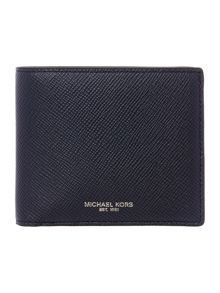 Michael Kors Michael kors billfold crossgrain leather wallet